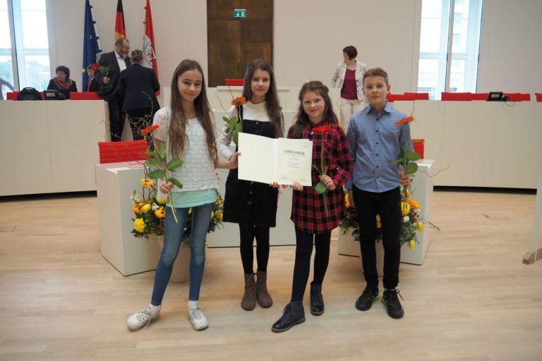 """Schülerzeitung """"Schillischote"""" wieder erfolgreich beim Landeswettbewerb"""